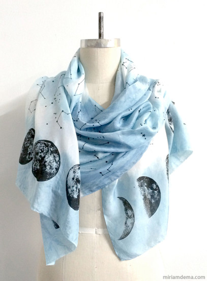 miriamdema 2014 Across the Sky Scarf