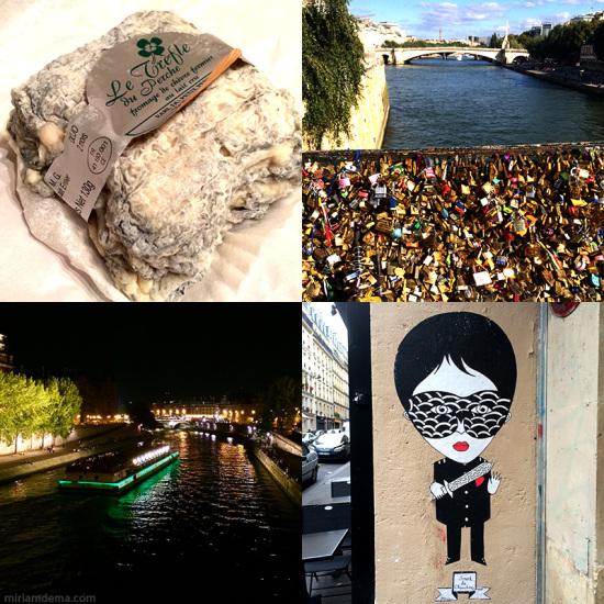 miriam dema in Paris travel trip 3 2014