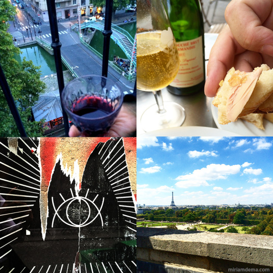 miriam dema paris travel trip 2014